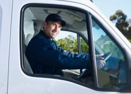 Praca za granicą - kierowca